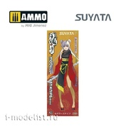 CT-001 Suyata Modeler's Pen Knife - Tang Broadsword (4mm)