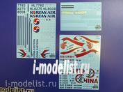 AVD144-12 Begemot 1/144 Боинг 777-300 Дальний Восток