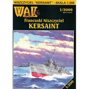 W1/2009 extra WAK 1/200 KERSAINT