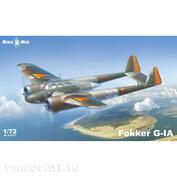 72-017 МикроМир 1/72 Самолёт Fokker G-1A