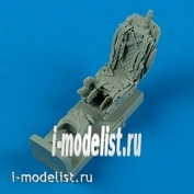 QB48 507 Quickboost 1/48 Ejection seat for MiG-21PFM/MF/BIS/SMT ejection seat with safety belts