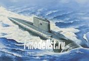 40007 Восточный экспресс 1/400 Подводная лодка проект 877 (
