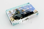 05519 Trumpeter 1/35 JGSDF type 73 Light Truck (Recon)