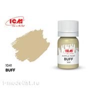 C1041 ICM Paint for creativity, 12 ml, color Buff (Buff)
