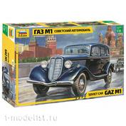 3634 Звезда 1/35 Советский автомобиль Газ М1