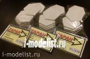 FL7210 Таран 1/72 Плиты аэродромного покрытия (шестиугольные)