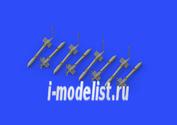 672145 Eduard 1/72 Дополнение для ракеты FFAR