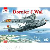 72233 Amodel 1/72 Самолёт Dornier Do J Wal Spain
