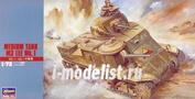 31104 Hasegawa 1/72 Средний танк M3 Lee Mk.I