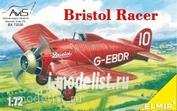 72030 Avis 1/72 Самолет Bristol Racer