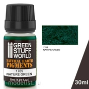 1769 Green Stuff World Сухой пигмент цвет