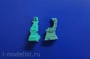 72302 Neomega 1/72 Катапультное кресло КК-2 для МиК-17Ф (и последующие), МиК-19, МиК-21Ф, Як-25