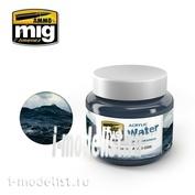 AMIG2200 Ammo Mig DEEP OCEANS (Акриловый гель для имитации воды)