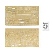072253 Микродизайн 1/72 Набор фототравления для Пе-2