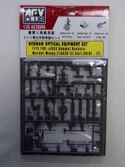 Ac35006 Afvclub 1/35 German Optical Eqipment Set