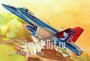 80321 HobbyBoss 1/48 Самолет F/A-18C Hornet