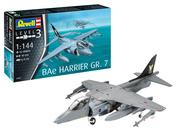 03887 Revell 1/144 attack Aircraft GDP BAe Harrier GR.Seven