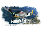 80225 HobbyBoss 1/72 Bf109G-6/(early)
