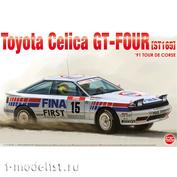 PN24015 NuNu 1/24 Toyota Celica DT-FOUR ST165 Rally 1991 Tour de Corse