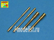 A24 001 Aber 1/24 Set of 2 Barrels for German Oerlikon 20mm machine guns