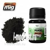 AMIG3001 Ammo Mig BLACK (Black)