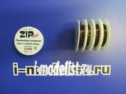 41506 ZIPMaket Проволка медная 0,2 мм, 10 метров (цвет старая медь)