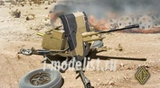 72504 Ace 1/72 Ordnance Qf 2-pounder