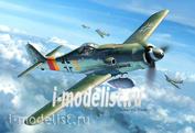 03930 Revell 1/48 Немецкий истребитель Focke Wulf Fw 190 D-9