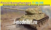 6759 Dragon 1/35 Panzerkampfwagen T-34/85 Medium Tank