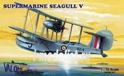 72014 Valom 1/72 Supermarine Seagull V