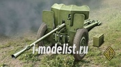 72523 ACE 1/72 French 25mm Anti-tank gun S.A. Mle 1934