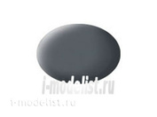 36174 Revell Aqua - gun-grey matte paint