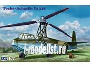72001 AMP 1/72 Focke Angelis Fa-225