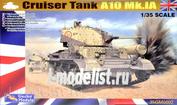 35GM0002 Gecko Models 1/35 British Cruiser Tank A10 Mk.IA