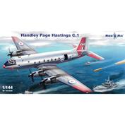 144-029 МикроМир 1/144 Самолёт Handley Page Hastings C.1