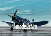 0062 Italeri 1/72 Самолет Corsair F-4U/4B