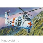 02883 Я-Моделист Клей жидкий плюс подарок Trumpeter 1/48 Армейский вертолет CH-34 US ARMY