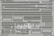 53076 Eduard 1/350 Фототравление для Z-39 destroyer 1/350