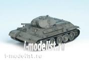 6092 Dragon 1/35 Танк T-34/76 Mod.1940
