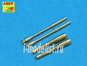 A32 005 Aber 1/32 Set of 2 barrels for German 13mm aircraft machine guns MG 131 (early type)