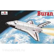 72023 Amodel 1/72 Космический корабль