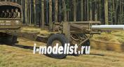 CB35073 Bronco 1/35 US M1A1 155mm Howitzer