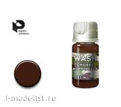 052W Pacific88 Смывка коричневая (brown wash) 10мл