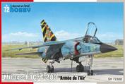 SH72388 Special Hobby 1/72 Dassault Mirage F.1C/C-200 'Armée de l'Air'