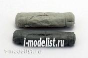ZA35238 Zebrano 1/35 Скатки: брезент, 2 штуки
