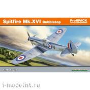 8285 Edward 1/48 Spitfire Mk.XVI Bubbletop