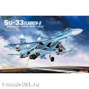 8001 MiniBase 1/48 Российский палубный истребитель Su-33 Flanker-D