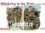 6347 Dragon 1/35 Blitzkreig in the West (France 1940)