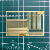 035202 Микродизайн 1/35 Сетки для Т-34/76 1940-41 г.г.