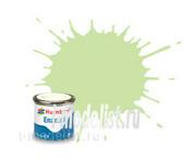 0036 Humbrol Краска эмалевая Пастельная зеленая №36